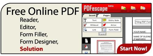 PDF Escape