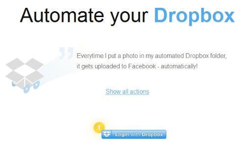 Dropbox Automator