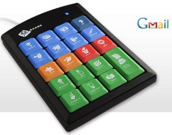 teclado para gmail