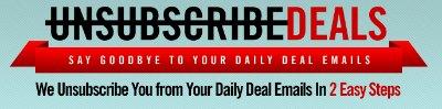 Unsubscribe Deals